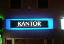 Banery, reklamy świetlne, litery 3D