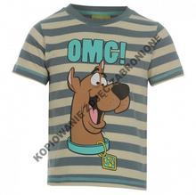 T-shirt SCOOBY DOO 5/6L 7/8L