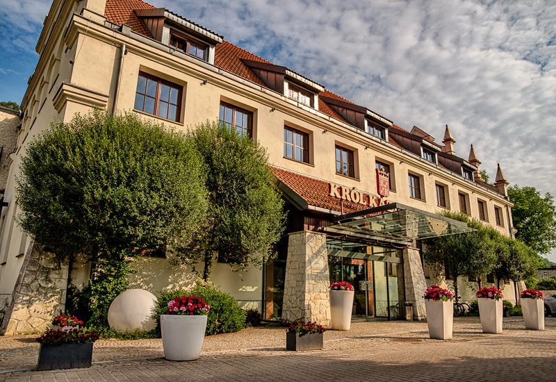 pokoje kazimierz dolny - Król Kazimierz Hotel & SP... zdjęcie 1