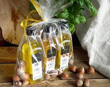Zestaw prezentowy z olejem z ostropestu Olinka