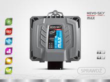 NEVO-SKY MAX wydajny system LPG