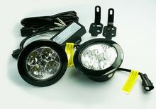 Wysokiej Jakosci Lampy Światła Okrągłe DRL 4-LED