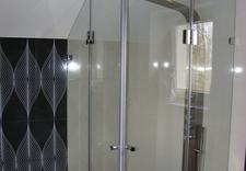 Lustra na wymiar, kabiny prysznicowe