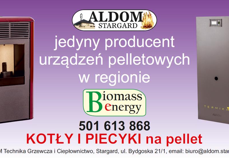 piec na pellet - Aldom Technika Grzewcza i... zdjęcie 7