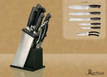 Blok z nożami - 6 części