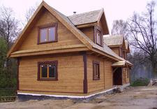 domy drewniane - EFIN. Sprzedaż, budowa do... zdjęcie 3