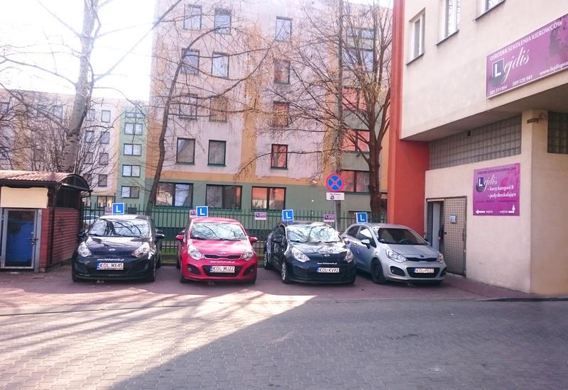 lejdis kraków - Ośrodek szkolenia kierowc... zdjęcie 8