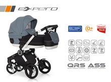 Wózek wielofunkcyjny Riko Expero (Grey fox)