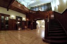 Wnętrze Sali weselnej w Soplicowie