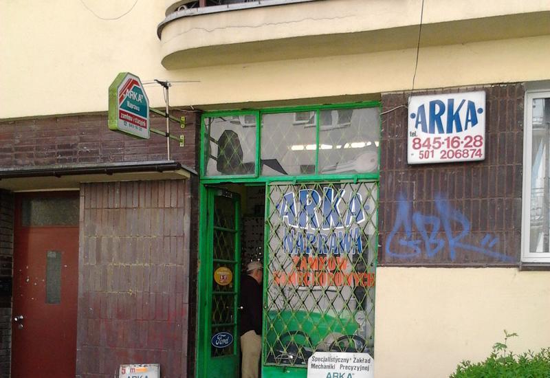 klucze - ARKA Naprawa zamków samoc... zdjęcie 2
