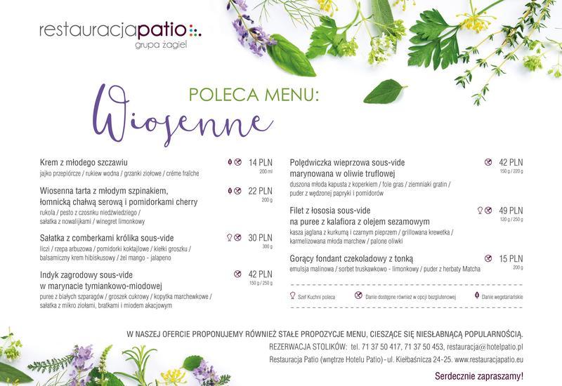 śniadania - Restauracja Patio zdjęcie 1