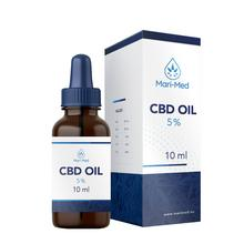 MARI-MED CBD OIL 10ML