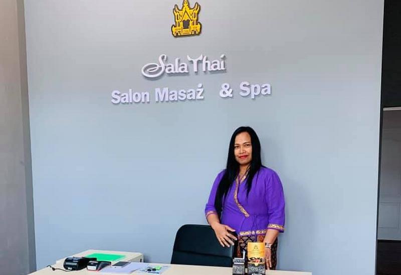 masaż tajski głowy - SalaThai Salon Masażu & S... zdjęcie 2