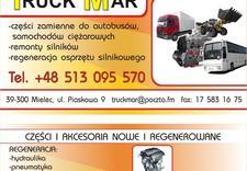 części zamienne do autobusów - Truck-Mar Marcin Ogorzałe... zdjęcie 1