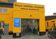 wymiana opon, myjnia samochodowa, stacja kontroli pojazdów