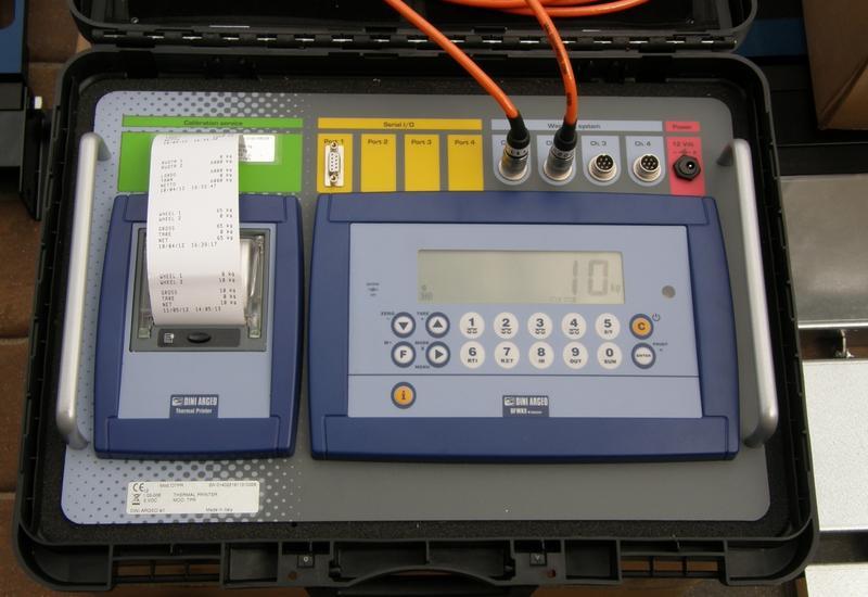 Elektroniczne Wagi Przemysłowe