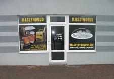 Maszyny budowlane, sprzedaż, serwis