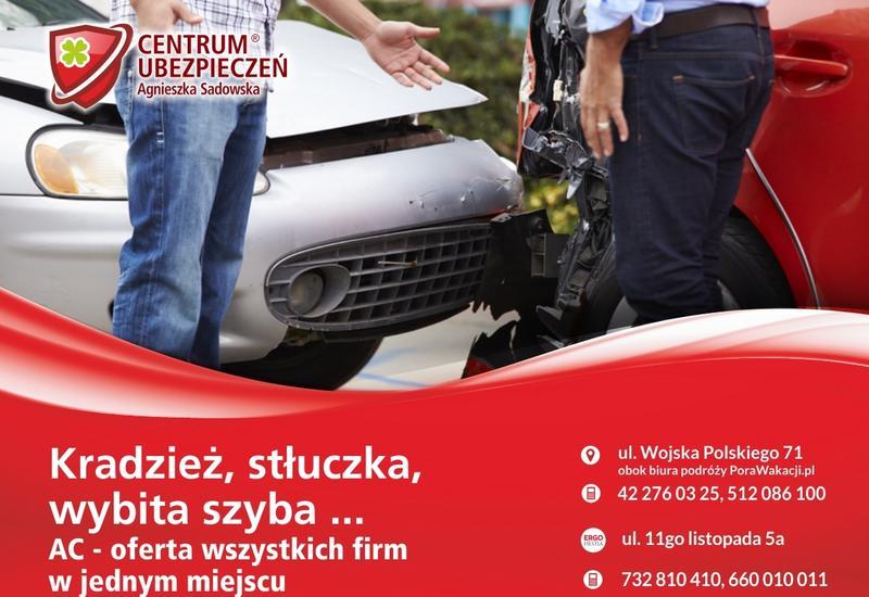 ubezpieczenie firmy - Centrum Ubezpieczeń Agnie... zdjęcie 2