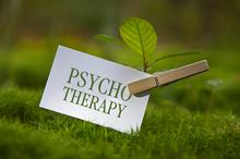 Psychotherapy and psychologist in English