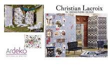 Tkaniny i tapety Christian Lacroix Designers Guild