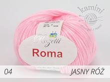 Roma 201-04 jasny róż