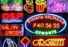 reklamy świetlne - Neony - Reklama świetlna,... zdjęcie 1