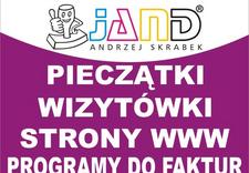 pieczątki na miejscu - JAND Andrzej Skrabek zdjęcie 1