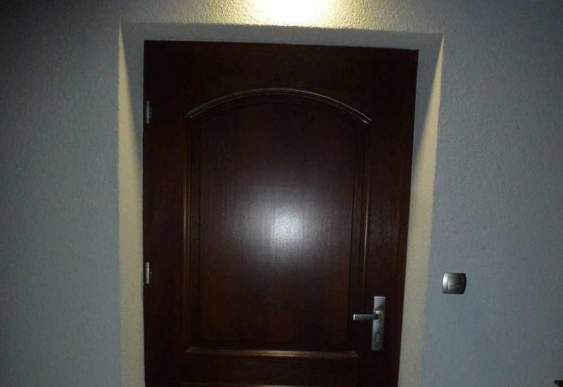 Schody, parapety, drzwi
