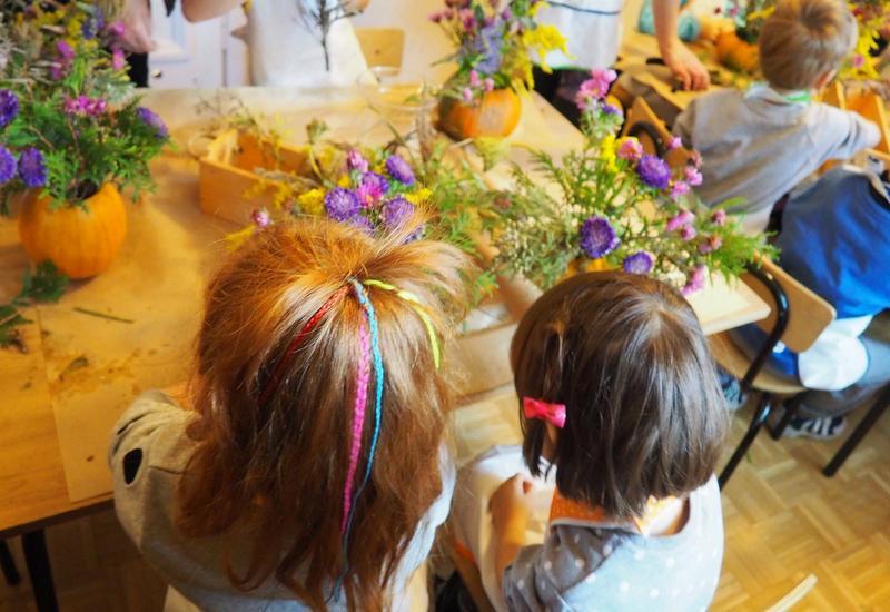 warsztaty florystyczne - Szmaragdowy Ogród zdjęcie 4