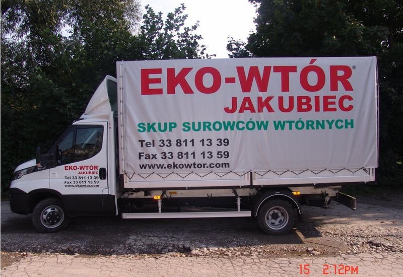 złom skup - Eko-Wtór Jakubiec Sp.z o.... zdjęcie 6