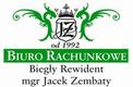 Zembaty Jacek. Biuro Rachunkowe - Bolesławiec, Piaskowa 13