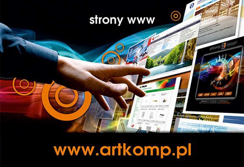 reklama - Artkomp-Ideaart s.c. Rekl... zdjęcie 2