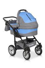 "Wózek ALPINA FX w kolorze ""ocean blue"""
