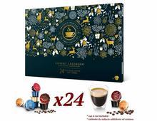 Kalendarz Adwentowy z kawą Tchibo