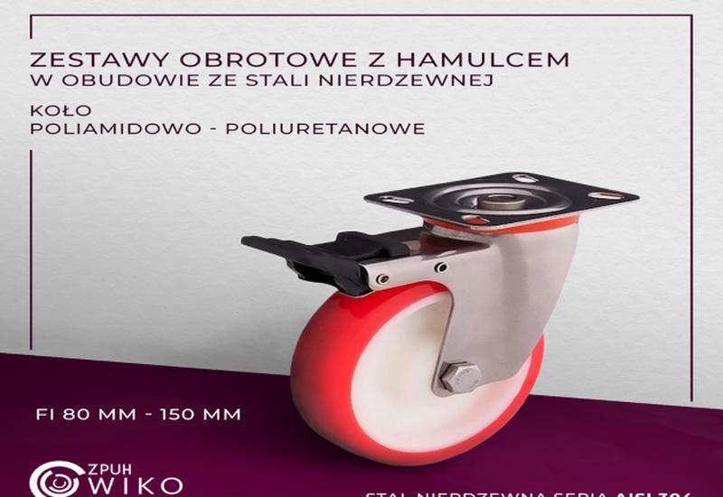 koła wózki widłowe - ZPUH Wiko sp. z o.o. zdjęcie 1