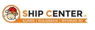 Ship Center - Łódź. Przesyłki kurierskie, Drukarnia, Pieczątki, Reklama - Łódź, Gdańska 47/49