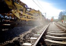 trasa kolejowa - PKP Polskie Linie Kolejow... zdjęcie 2