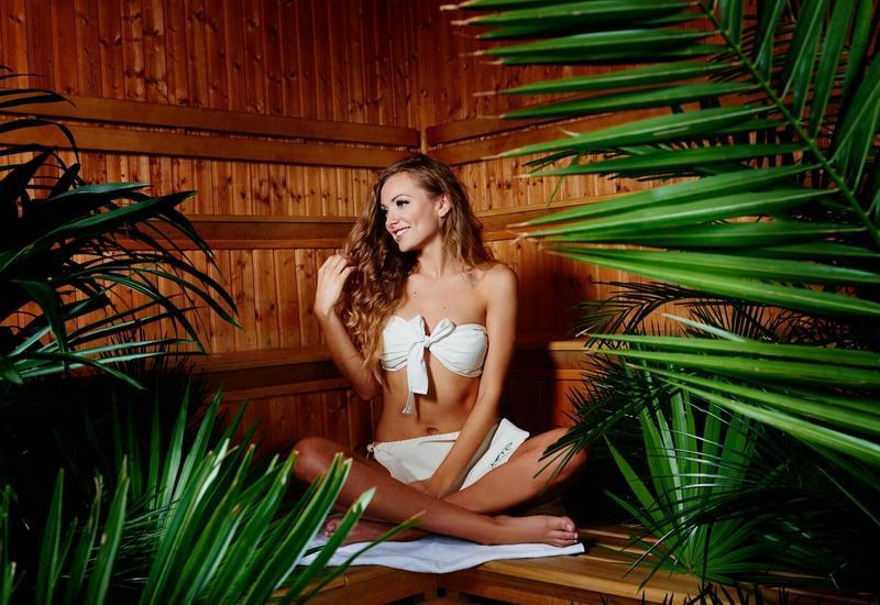biustonosz do sauny - WSA Angelika Olsza - Stró... zdjęcie 5
