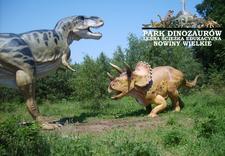 dinozauroland - Park Dinozaurów. Leśna śc... zdjęcie 2