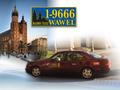 Wawel Radio Taxi. Przewóz osób, przesyłki, taxi