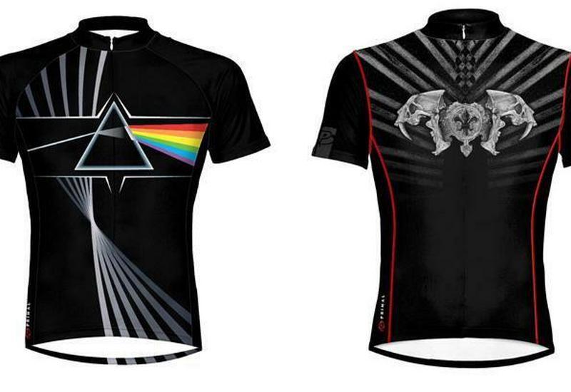 koszulki rowerowe, odzież rowerowa z USA