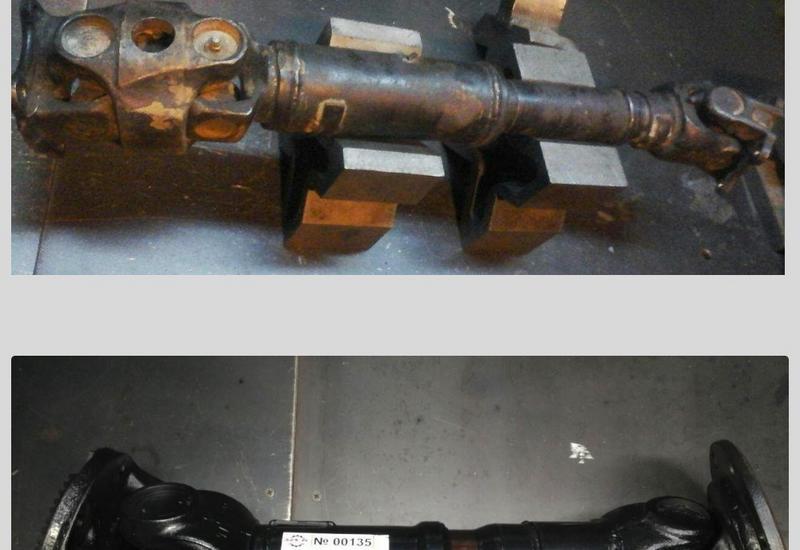 regeneracja wału napędowego Ford Transit - MVK Cardan Sp. z o.o. zdjęcie 6