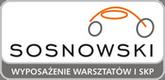 SOSNOWSKI - Profesjonalne wyposażenie warsztatów, stacji kontroli pojazdów i myjni - Gdańsk, Marynarki Polskiej 55E