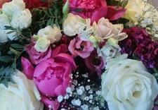kosze z kwiatami - Kwiatuszek Elżbieta Piotr... zdjęcie 2